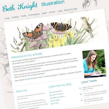 Beth Knight Illustration
