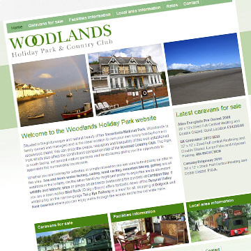 Woodlands Holiday Park
