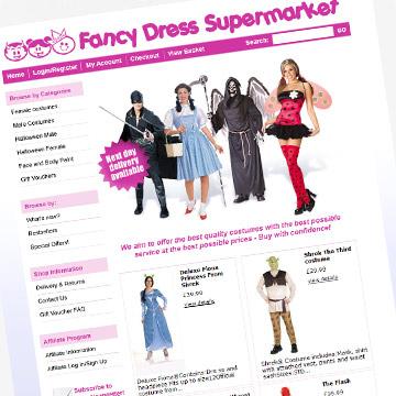 Fancy Dress Supermarket