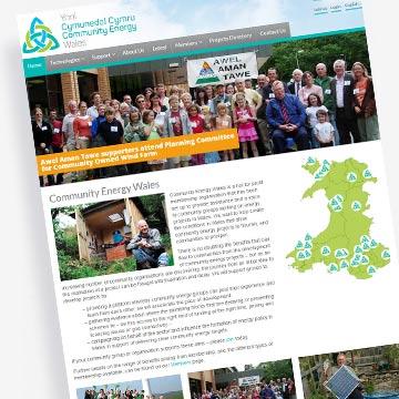 Community Energy Wales