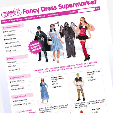 Fancy Dress Supermarket