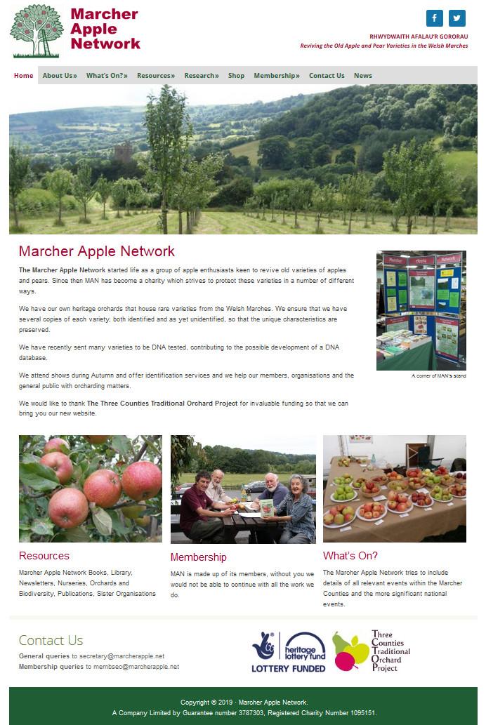 Wordpress eCommerce website Herefordshire